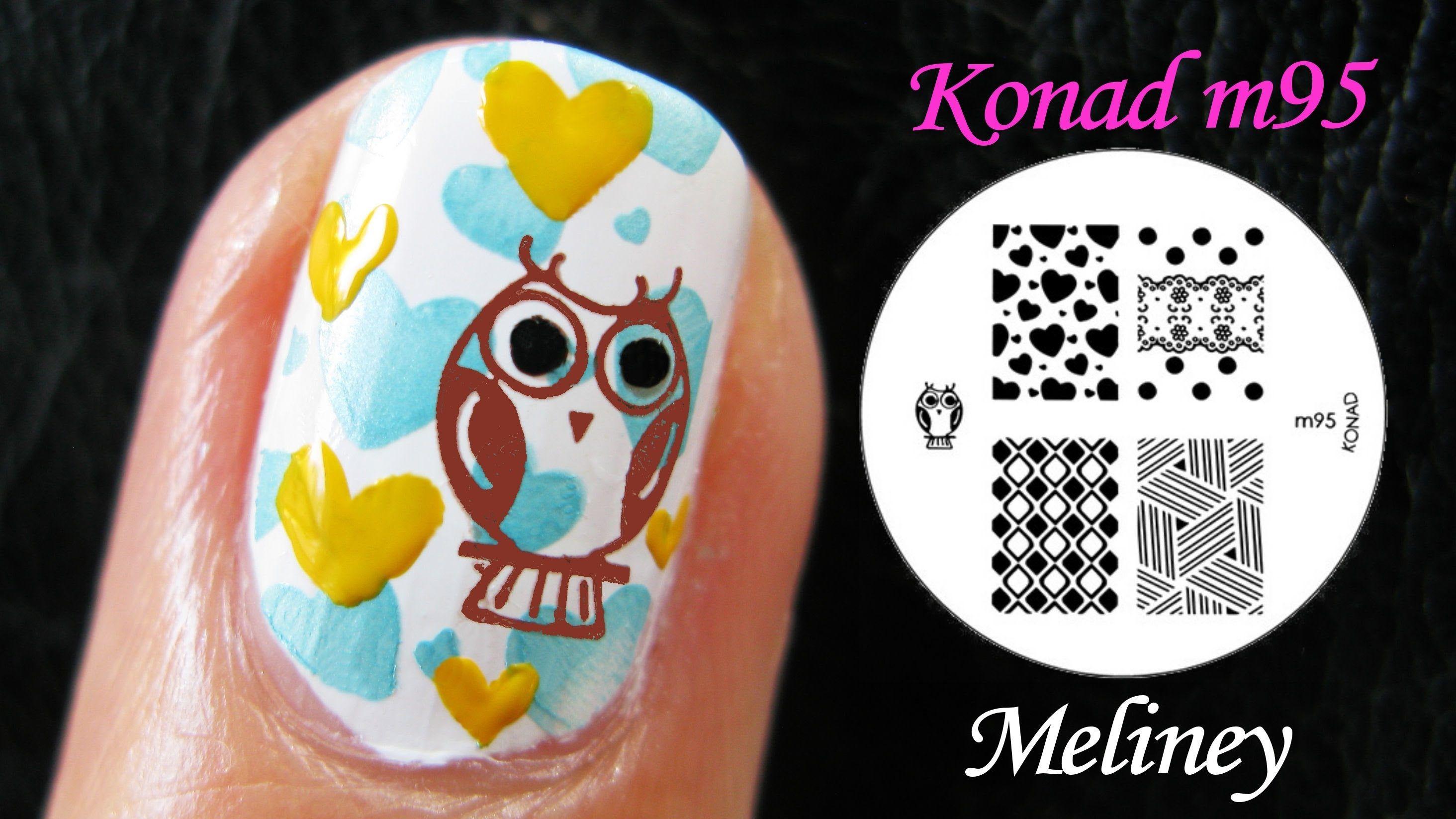 Konad Nail Art