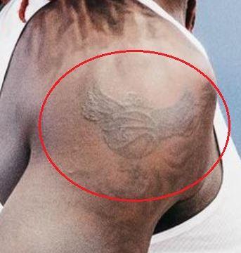 Montrezl Harrell basketball tattoo