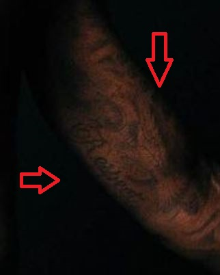 Montrezl Harrell respect bird tattoo
