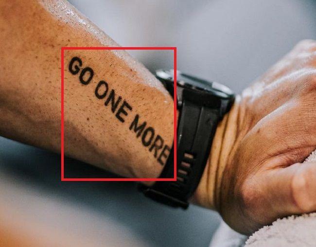 Nick Bare-GO ONE MORE-Tattoo