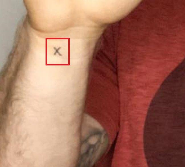Noah Ohlsen-Wrist-Tattoo