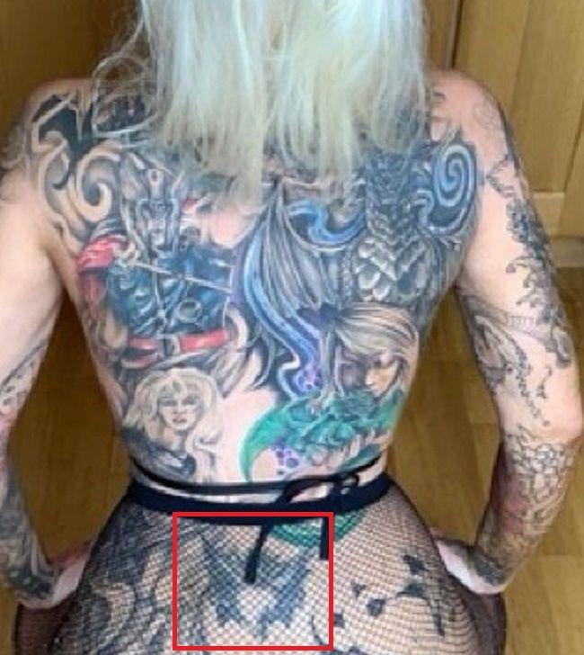 SophieAnderson-LowerBack-Tattoo
