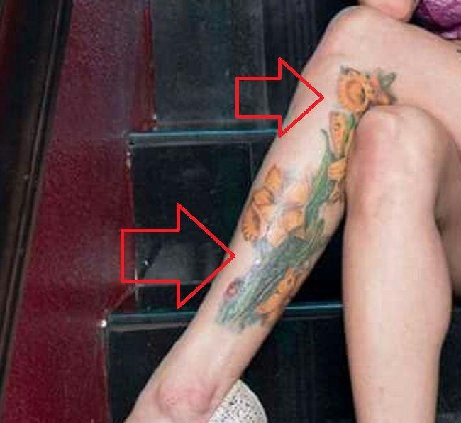 Anna Bell-Legs