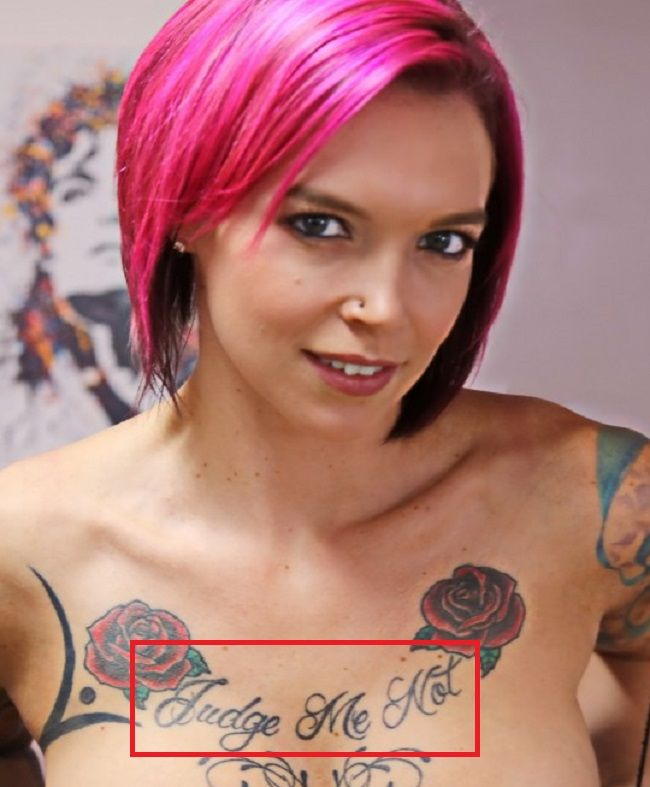 Anna Bell Peaks-Judge Me Not-Tattoo