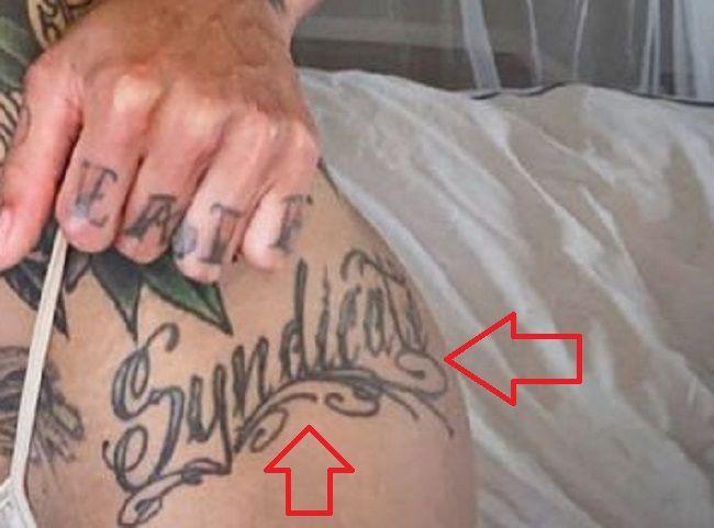 Bonnie Rotten-Syndicate-Tattoo