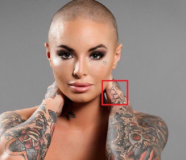 Christy Mack-XXX-Tattoo