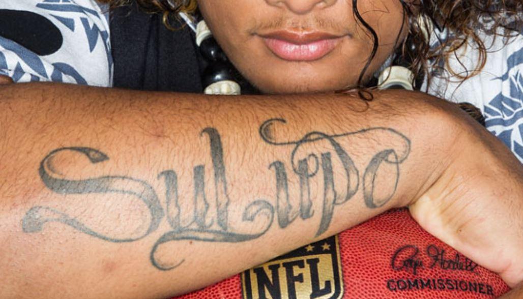 Danny Arm Tattoo