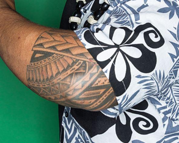 Danny Samoan Tattoo