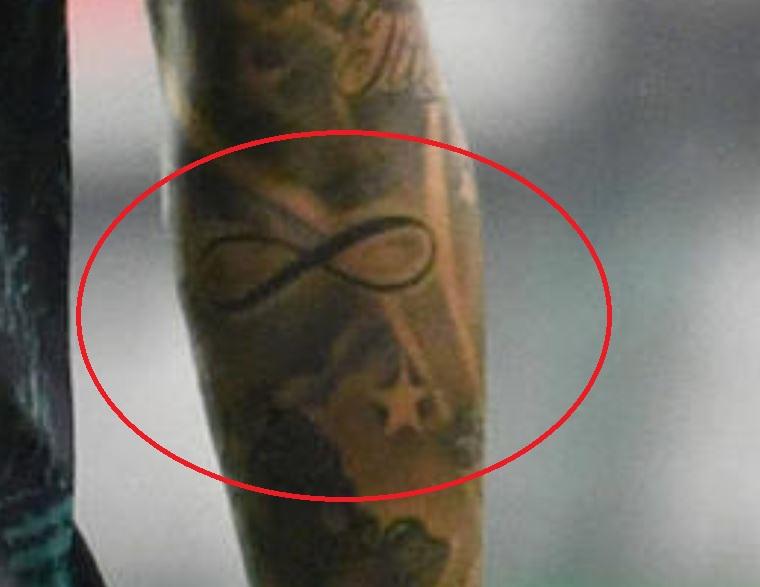 Davie arm tattoo
