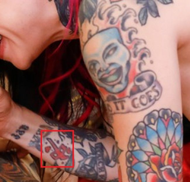 Forearm-Tattoo-Joanna Angel