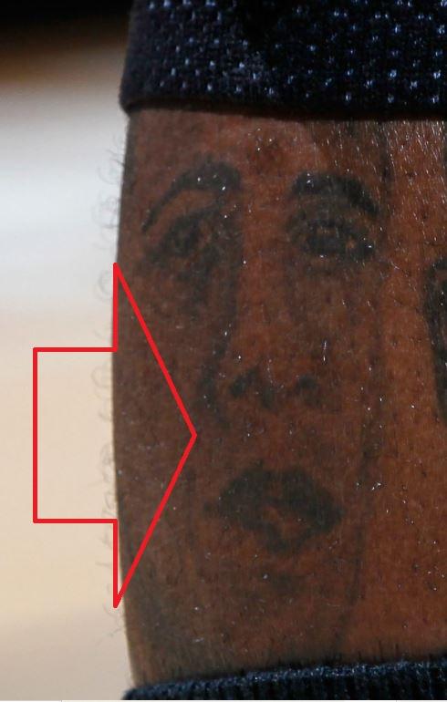 Gilbert Obama Tattoo