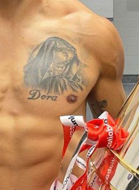 Javier DORA Tattoo