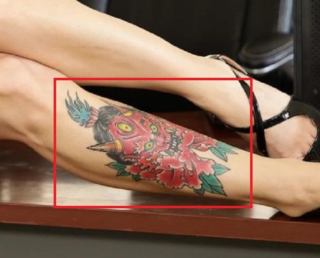 Joanna Angel-Leg-Tattoo