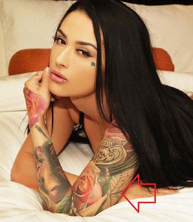 Katrina Jade-Arm-Tattoo-Tattoo-Tattoo