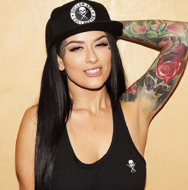 Katrina Jade Tattoos