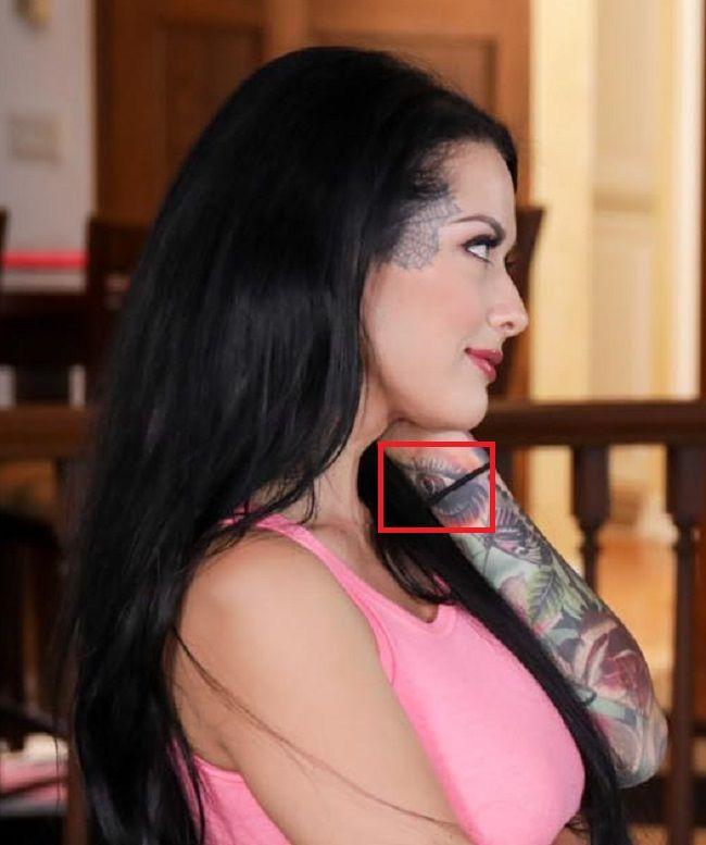 Katrina Jade-Wrist-Tattoo