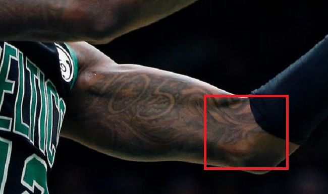 Rozier-Tattoo