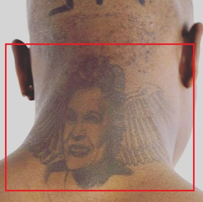 Terry Rozier-Nape-Tattoo
