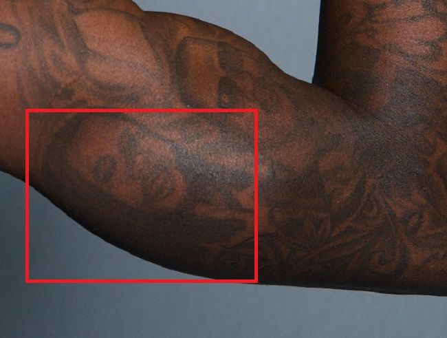 Terry Rozier-Tattoo-Right-Arm