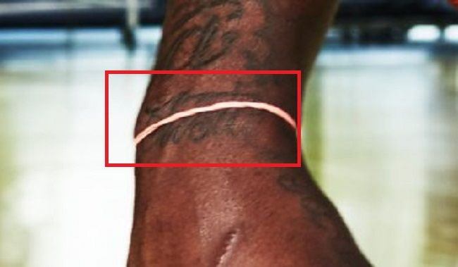 Terry Rozier-Wrist-Tattoo