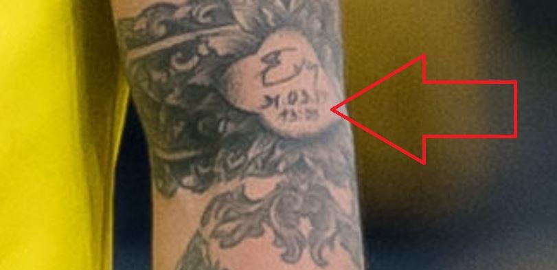 Axel Eva Tattoo