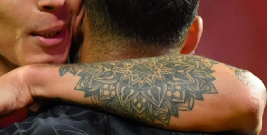 Axel tribal tattoo