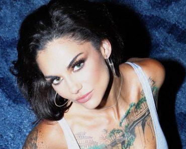 Bonnie Rotten Tattoos