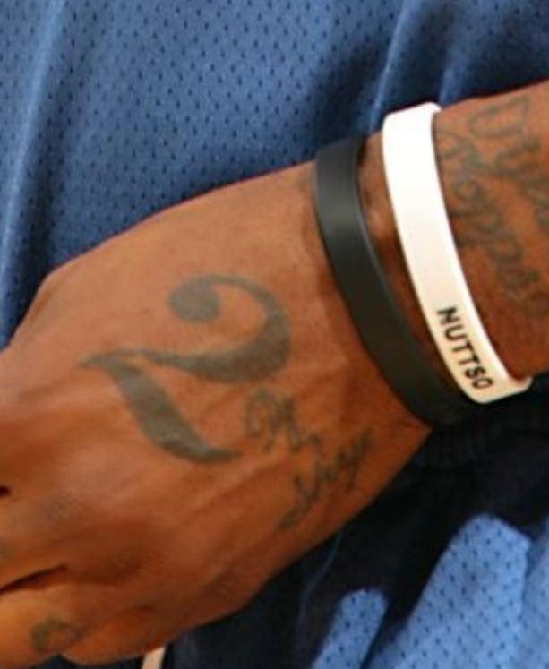 DeShawn 2 Tattoo