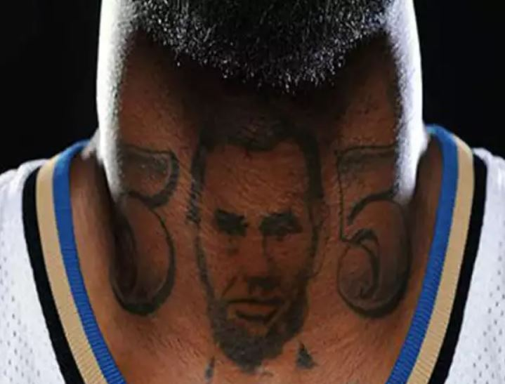 DeShawn Lincoln Tattoo