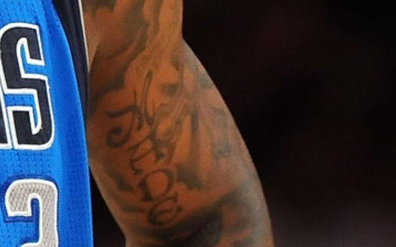 DeShawn T MADE Tattoo