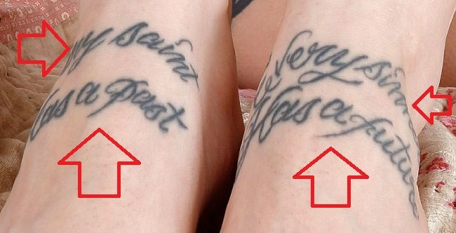 Leigh Raven-Feet-Tattoo