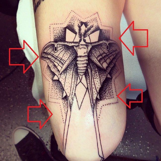Leigh Raven Tattoos