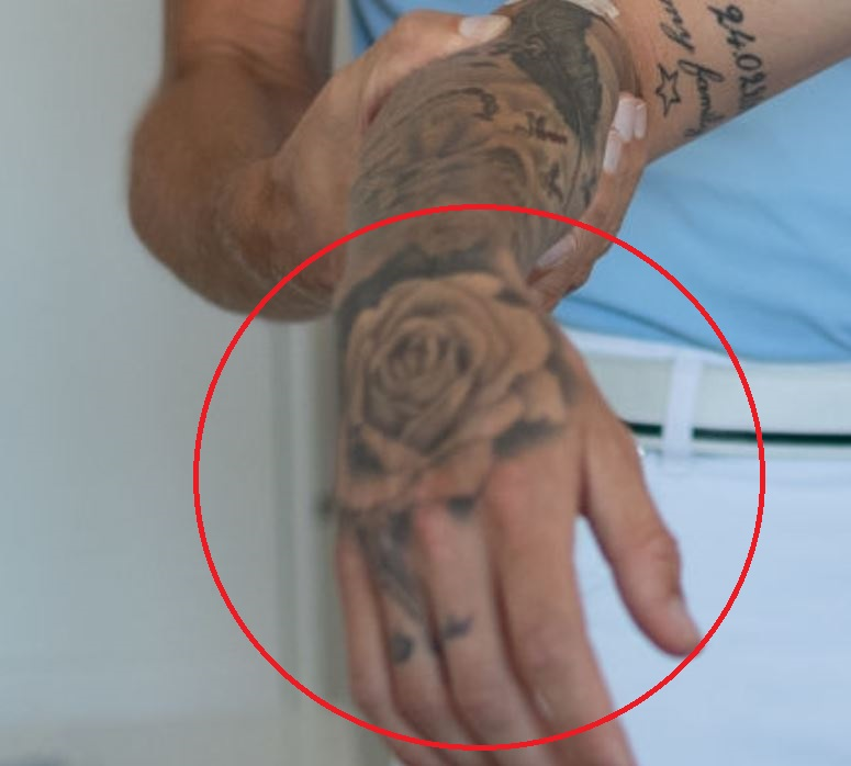 Marius rose tattoo