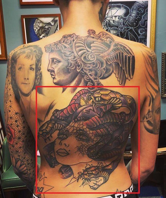 Old Medusa-Leigh Raven-Tattoo