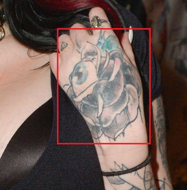 OpheliaRain-Left Hand-Tattoo