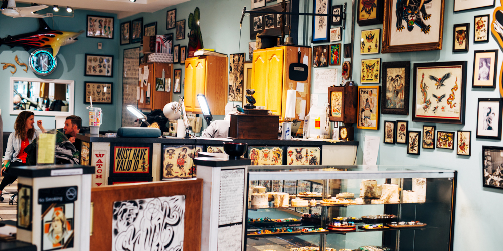 The Chicago Tattooing & Piercing Company