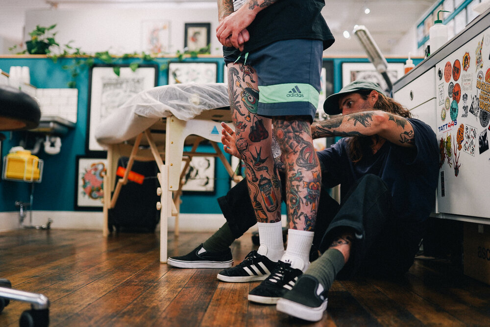 Melbourne Tattoos Studio