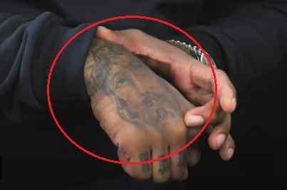 Ty Dolla Sign jesus tattoo