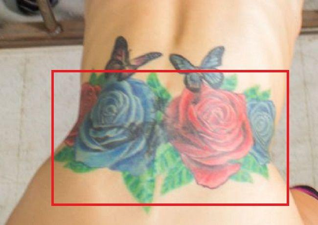 roses tat sarah jessie
