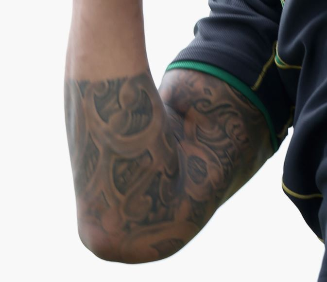 Courtney maori design
