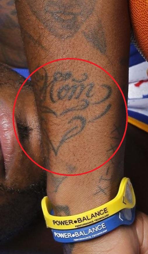 Dorell Mom tattoo