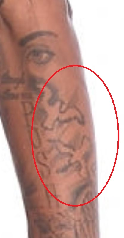 Dorell pair of birds tattoo
