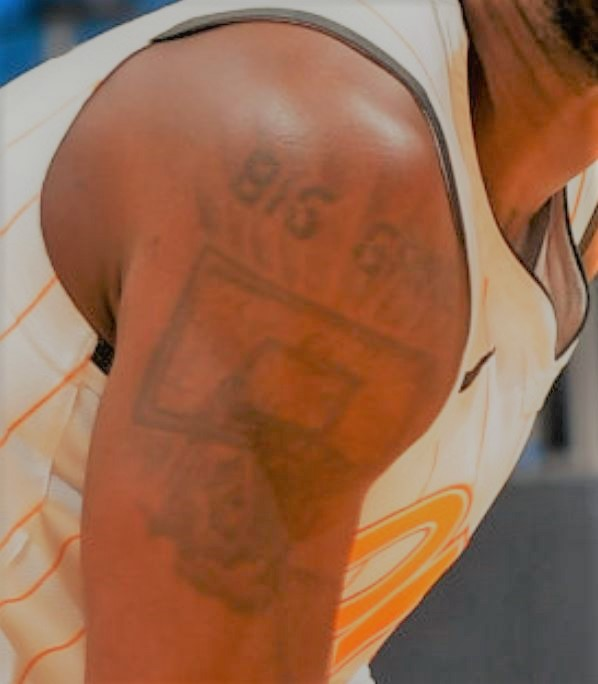 James BIG GAME Tattoo