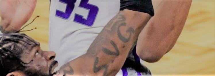 James SVG Tattoo