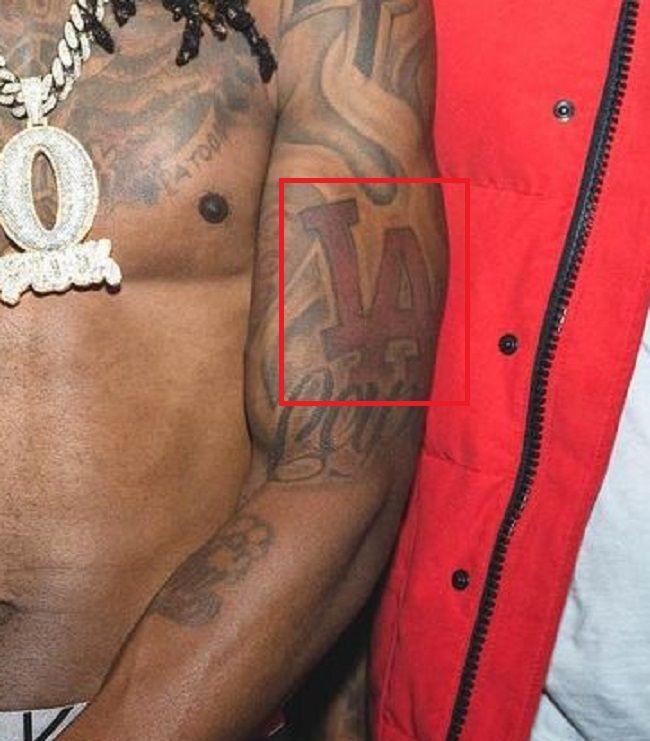 King Von-LA-Tattoo