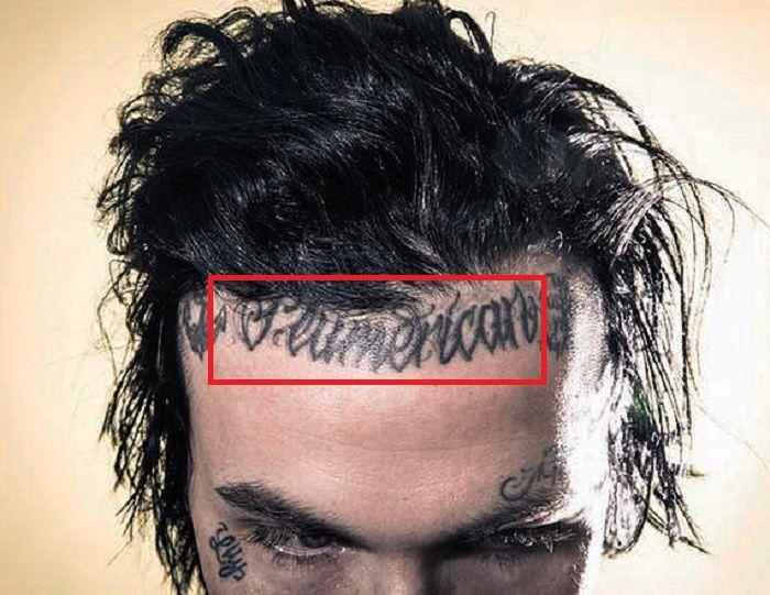 Slumerican tattoo yelawolf
