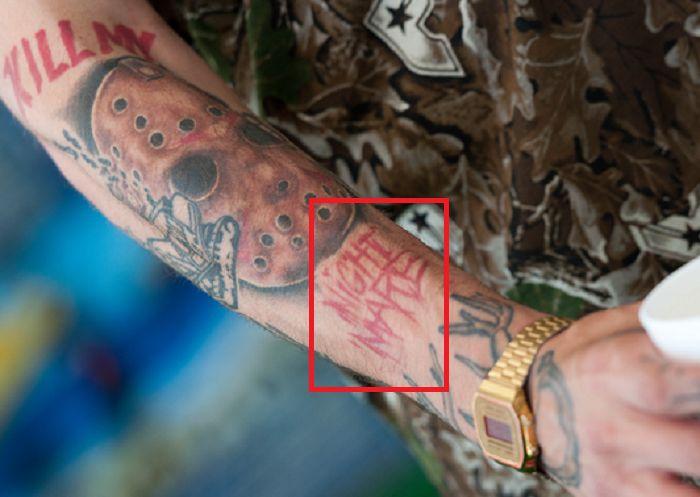 nightmare yelawolf tattoo