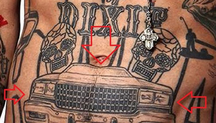 yelawolf-abdomen-tattoo