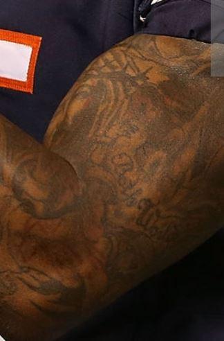 Brandon arm design