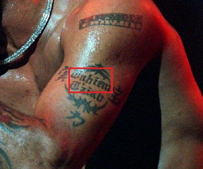 Busta Rhymes-Tattoo-Arm
